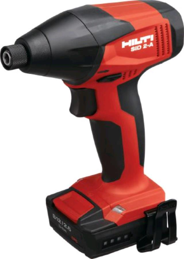 Where to find Driver Impact Cordelss 12V Hilti SID 2-A in Pasco