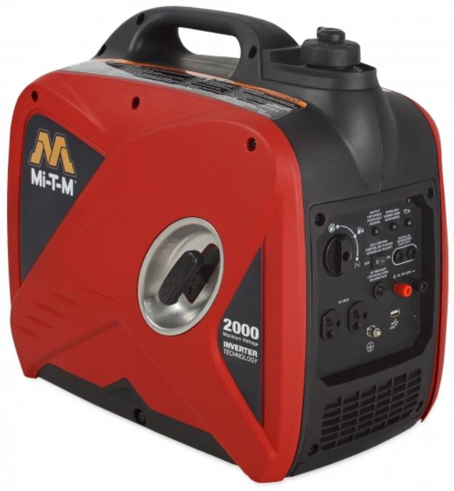 Where to find Generator Inverter Gas 2000W Mi-T-M in Pasco