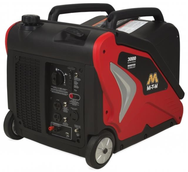 Where to find Generator Inverter Gas 3000W Mi-T-M in Pasco