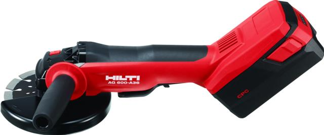 Where to find Hilti Angle Grinder AG600-A36 Cordless in Pasco