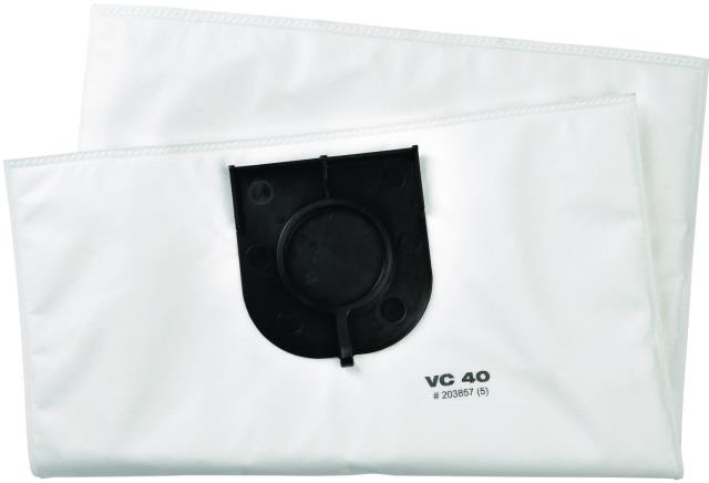 Where to find Vacuum Fleece Bag VC 40-U 5Pk in Pasco