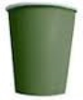 Where to rent Cups 9oz H C Olive Green in Pasco WA