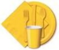 Where to rent Cups 9oz H C School Bus Yellow in Pasco WA
